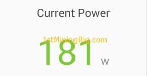 MSI GTX 1060 6GB Gaming X Ethereum Dual Mining Decred Power Consumption
