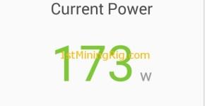 MSI GTX 1060 6GB Gaming X Ethereum Dual Mining LBRY Power Consumption