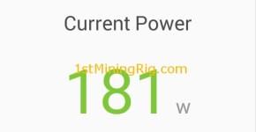 MSI GTX 1060 6GB Gaming X Ethereum Dual Mining Pascal Lite Power Consumption