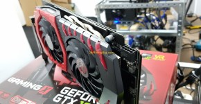 MSI GTX 1060 6GB Gaming X Mining Review 184505