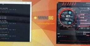 MSI GTX 1060 Armor 3GB Ethereum Dual Mining Verge Hashrate