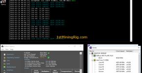 Ravencoin CPU Mining Intel i7 4790K Hashrate 2