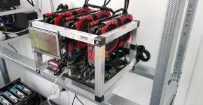 MSI GTX 1080 Ti Ravencoin Mining Rig