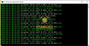 gtx 1080 ti 3x gpu mining rig nevermore miner hashrate benchmark 1