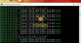 gtx 1080 ti 3x gpu mining rig ravencoin miner hashrate benchmark 2