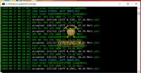 gtx 1080 ti 3x gpu mining rig suprminer v1.5 miner hashrate benchmark 1