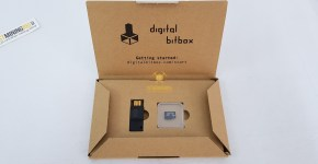 Digital BitBox Unboxing 1