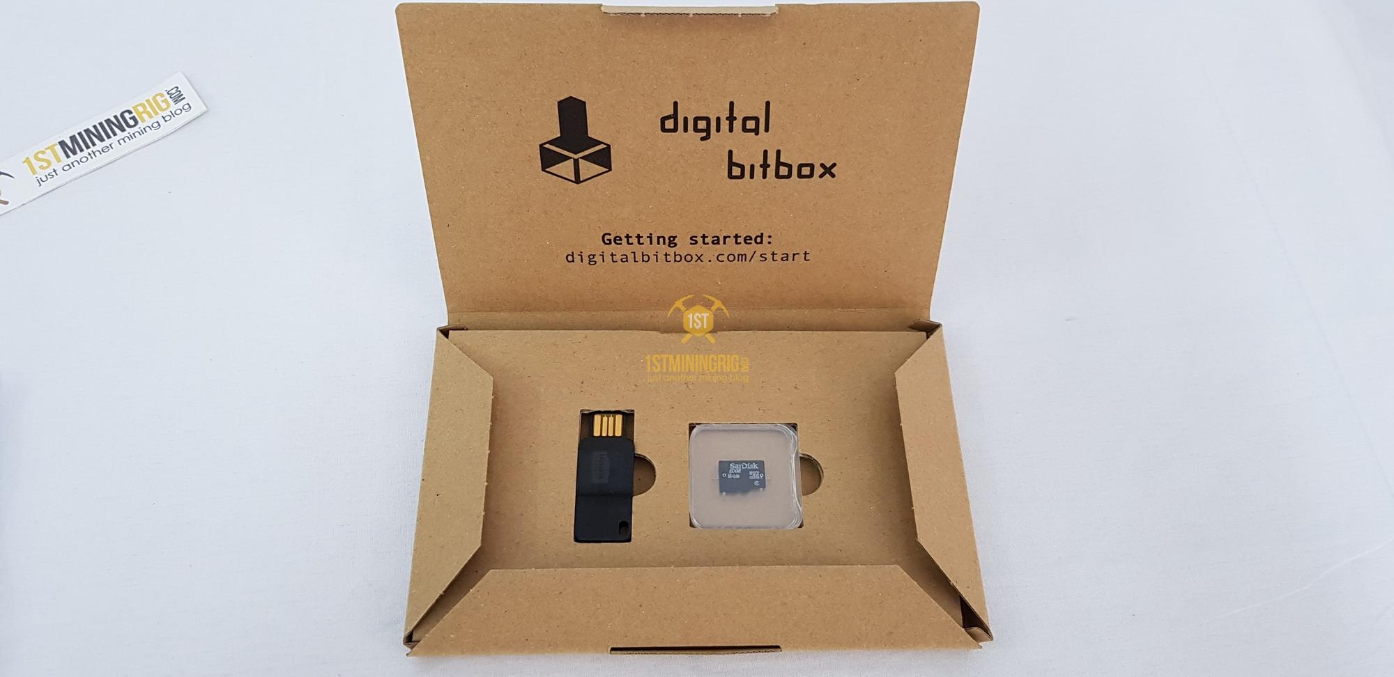 Digital bitbox cryptocurrency hardware wallet