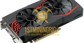 ASUS P106-100 6GB Mining Edition