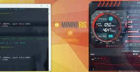 EVGA GTX 1070 Ti Ethereum Dual Mining Keccak Hashrate Overclock