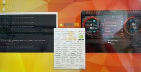EVGA GTX 1070 Ti Ethereum Mining Hashrate Default Clocks