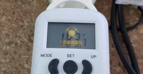 Gigabyte GTX 1080 Ti Ethereum Dual Mining LBC Power Draw