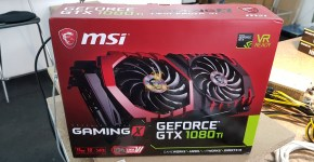 MSI GTX 1080 Ti Box 1