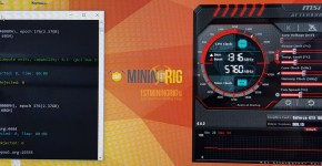 MSI GTX 1080 Ti Ethereum Dual Mining Pascal Coin Hashrate Overclock