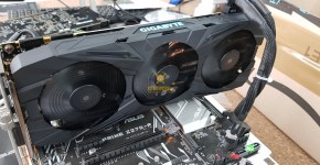 MSI GTX 1080 Ti Mining Hashrate Benchmark 4