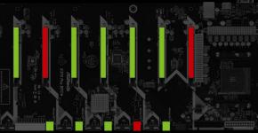 AsRock H110 Pro BTC+ Smart PCIe State Detection