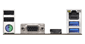 AsRock X370 Pro BTC+ slots