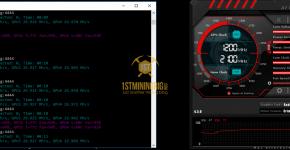Claymore RX 470 4GB Ethereum Mining Hashrate Ethash