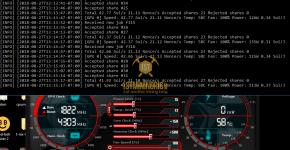 Gigabyte GTX 1070 Ti Bminer Equihash 144.5 Bitcoin Gold Mining Hashrate