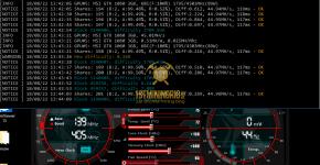 MSI GTX 1060 3GB z-Enemy Tribus DNR Mining Hashrate