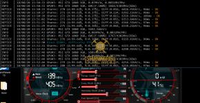 MSI GTX 1060 3GB z-Enemy XDNA Mining Hashrate