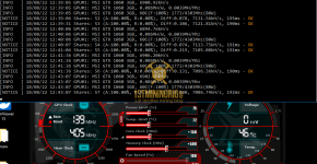 MSI GTX 1060 3GB z-Enemy x16r Ravencoin Mining Hashrate