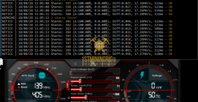MSI GTX 1080 Ti z-Enemy 1.17 HEX XDNA Mining Hashrate