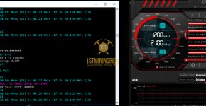 PhoenixMiner RX 470 4GB Ethereum Mining Hashrate Ethash