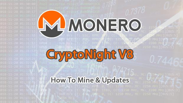 How to Mine CryptoNight V8 – The New Monero! | Bitcoin Insider