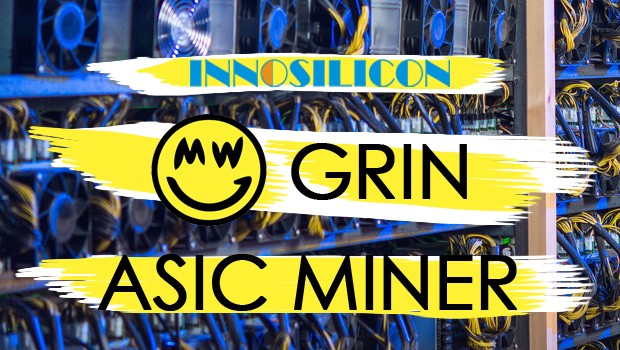 Innosilicon GRIN ASIC Miner Announced! - 1st Mining Rig
