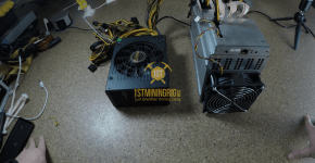 BlackMiner F1+ PSU installation 2