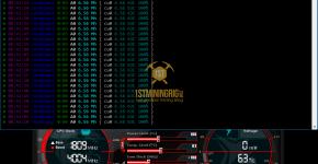 GTX 1050 Ti ProgPow Mining Hashrate TDP 100% with Overclock