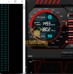 GTX 1060 6GB ProgPow Mining Hashrate TDP 75% Stock Clocks