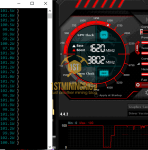 GTX 1060 6GB ProgPow Mining Hashrate TDP 85% Stock Clocks