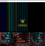 GTX 1070 Ti ProgPow Mining Hashrate TDP 60% with Overclock