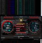 RTX 2080 ProgPow Mining Hashrate TDP 100% Stock Clocks