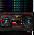 RTX 2080 ProgPow Mining Hashrate TDP 50% with Overclock