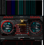 RTX 2080 ProgPow Mining Hashrate TDP 55% Stock Clocks