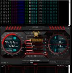 RTX 2080 ProgPow Mining Hashrate TDP 60% Stock Clocks