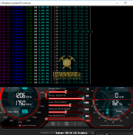 RX 470 4GB ProgPow Modded BIOS Mining Hashrate mV 0% Stock Clocks