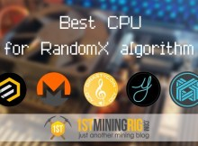 most profitable cryptocurrency to mine with cpu