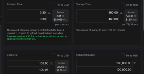 14 sia host manager contract and storage price