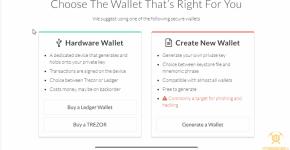 mycrypto create new wallet
