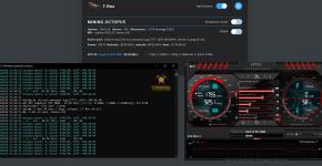 gigabyte rtx 3080 conflux octopus mining hashrate stock