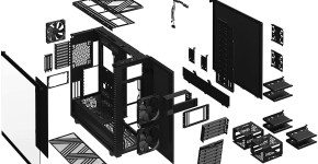 chia plotting and farming Fractal Design Define 7 XL