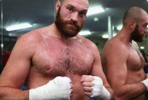 Fury tells Joshua: I'm ready to fight you (SUN)