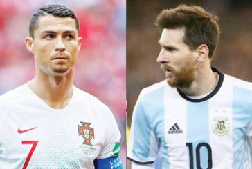 Ronaldo's departure ends supremacy battle with Messi — Barca coach (Dailymail)