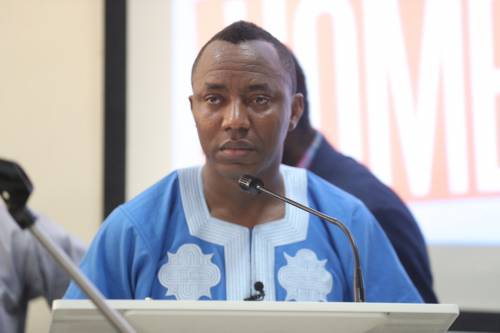 Sowore: DSS denies rearrest of activist, says incident was staged