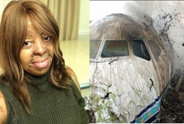 2005 Sosoliso Crash Survivor Kechi Okwuchi Honors Deceased Passengers