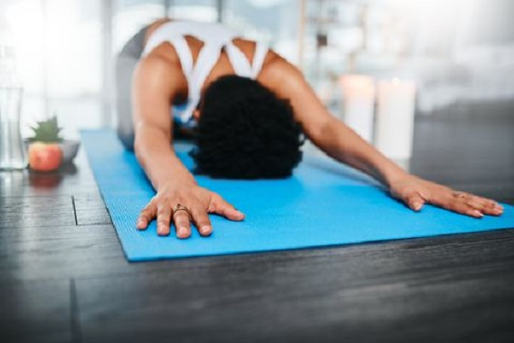 Unexpected benefits of yoga